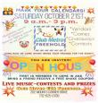 Open House Vendor Event at Club Metro Freehold
