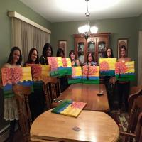 5-13-15 Girls Night